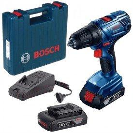 ferramentas eletricas parafusadeira furadeira de impacto a bateria 18v gsb 180 li bivolt bosch p 1511444473123