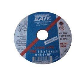 disco de corte saiteko tm 115x16x222mm a46r sait 9e5aa65d21338b96fcdd8a0d53c97178