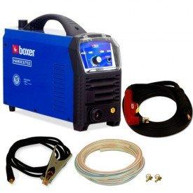 248428 conjunto de corte plasma 50a capacidade de 20 mm monofasica hardcut52