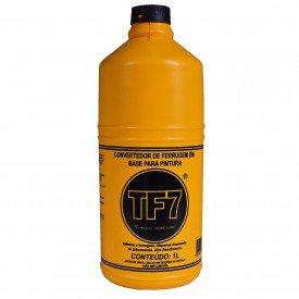 convertedor de ferrugem cf tf7 1 litro tf7 1 n8u1a