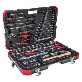 jogo de ferramentas manuais com 100 peca gedore red r460031001