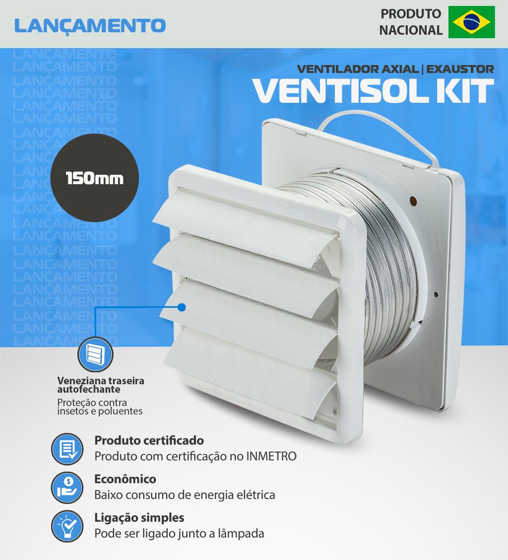 Ventisol Kit 1500mm